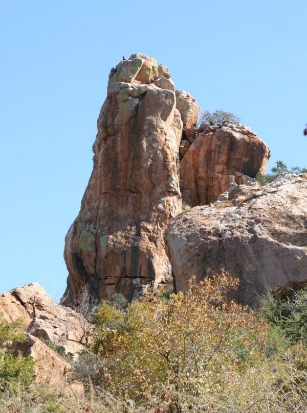 Motlhabaneng - South Africa Rock Climbing Routes Wiki