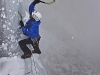 Makhaza ice climbing by Cesar De Carvalho