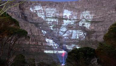 Table Mountain Lights