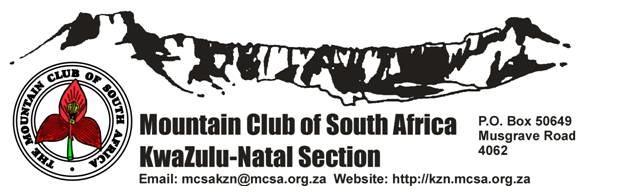 KwaZulu Natal MCSA Section