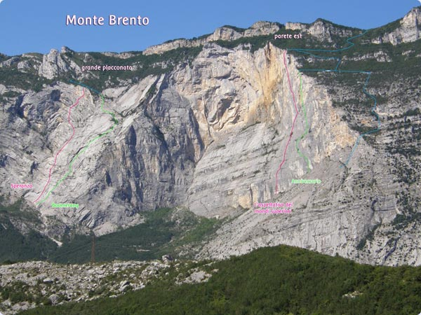Arco Italy  City new picture : New 1000m F8b in Arco, Italy Climb ZA Rock Climbing & Bouldering ...