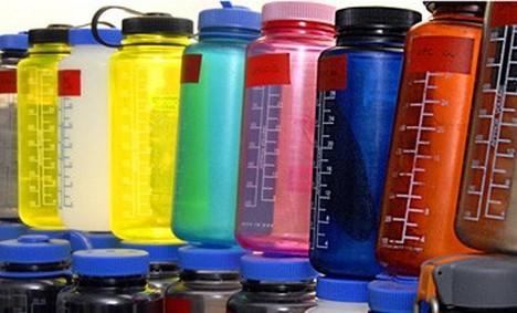 bispphenol bottles
