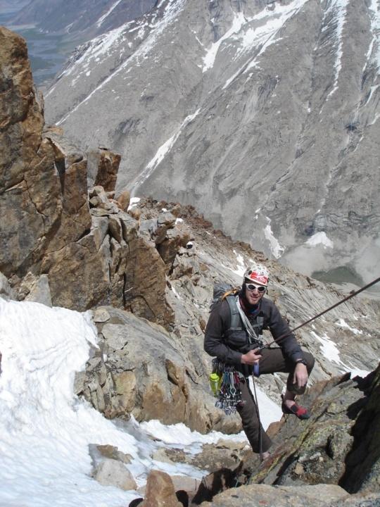 India Big Wall Expedition