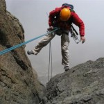 Abseiling Rappelling