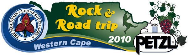 rock and road banner