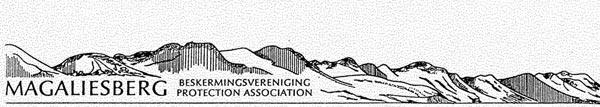 magaliesberg protection association