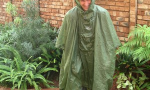 First Ascent Poncho