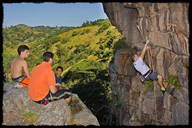Kloof Gorge, Rock Climbing