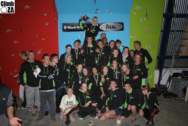 SANCF Climbing Team