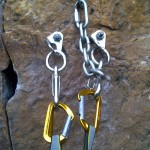 Re bolting rock climbing routes