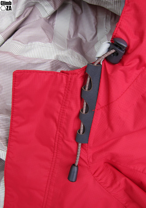 Review K-Way Men's Mercury Shell Jacket