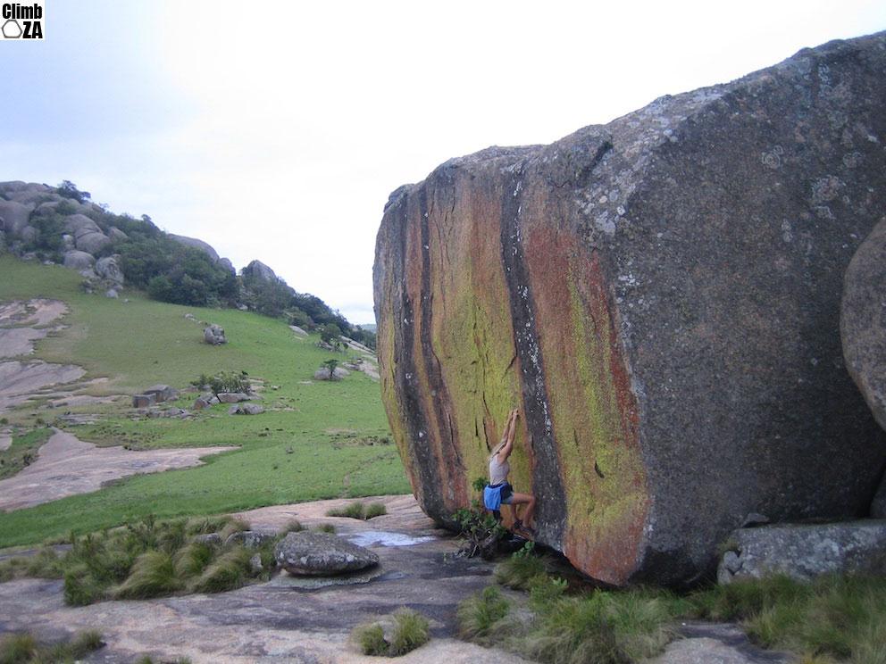 Rock Climbing Swaziland