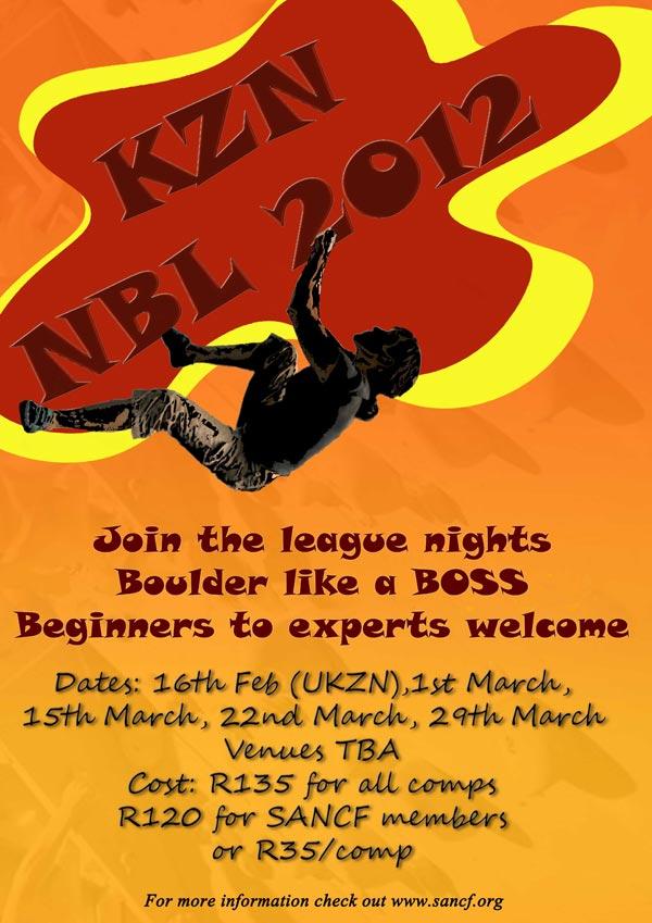 NBL KZN 2012