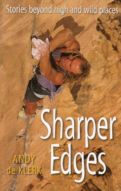 Sharper Edges by Andrew De Klerk