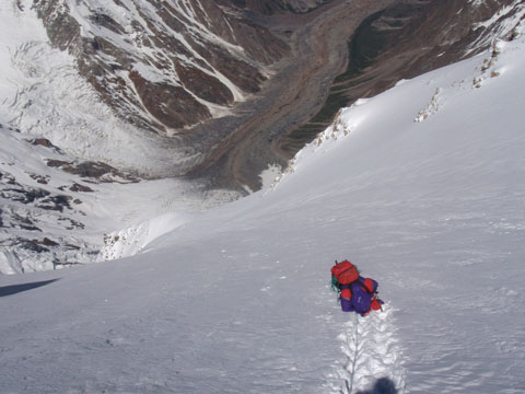 mazeno ridge summit of nanga parbat confirmed   climb za