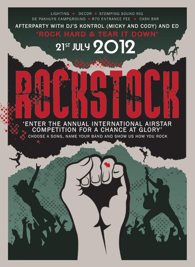 Rocklands Rockstock 2012