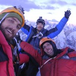 2012 South African Trango Expedition summit photo