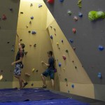 Southern Rock Climbing Gym Bouldering wall