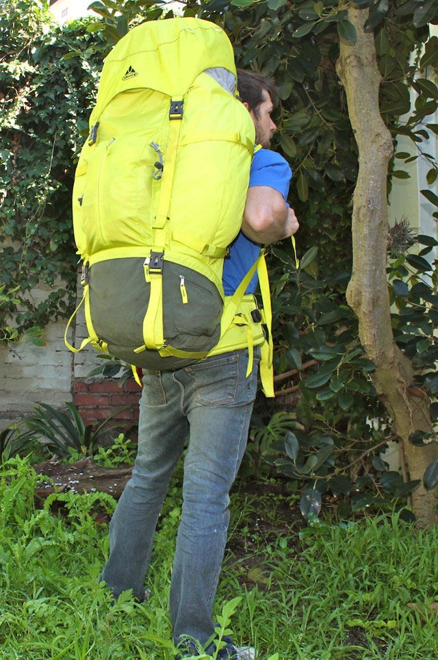 Vaude Terkum Backpack Review - Climb ZA - Rock Climbing ...