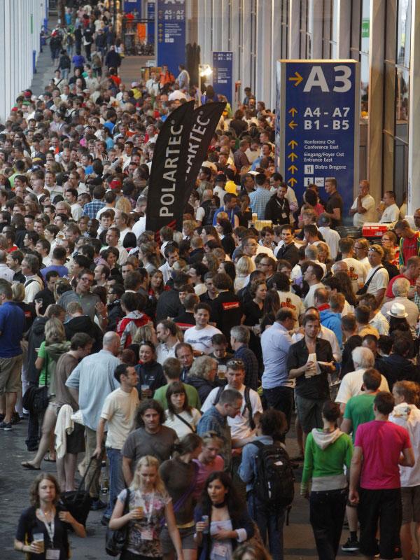 Friedrichshafen Outdoor show