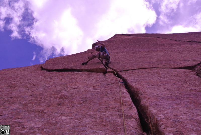 South African 2012 Trango Expedition Report - Climb ZA - Rock