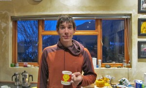 Alex Honnold Interview