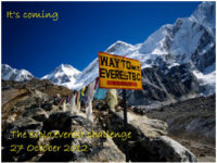 Explo Everest Challenge - The Ultimate 24-hour endurance climbing marathon/festival