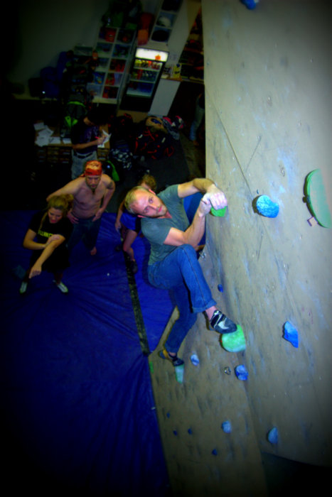 Southern Rock Rumble 1 climbing competition Results