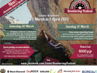 Bouldering Festival
