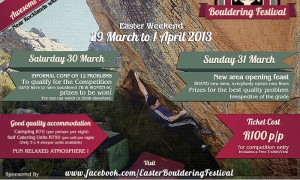 Bouldering Festival