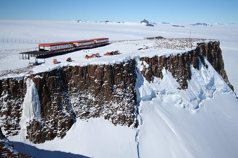 South African National Antarctic Expedition Base