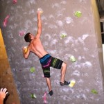 Rock Rumble 2 competition results held at Southern Rock Climbing Gym