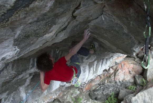 Adam Ondra Making The First Ascent Of Change The World S