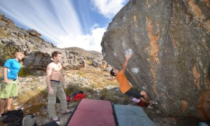 Gydo Pass Easter Bouldering Festival 2013