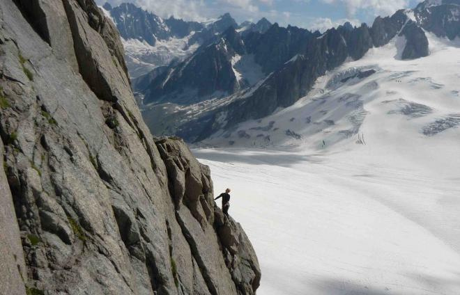 Chamonix mountain festival