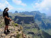 Grand Traverse of the Drakensberg - Crossing the Dragon