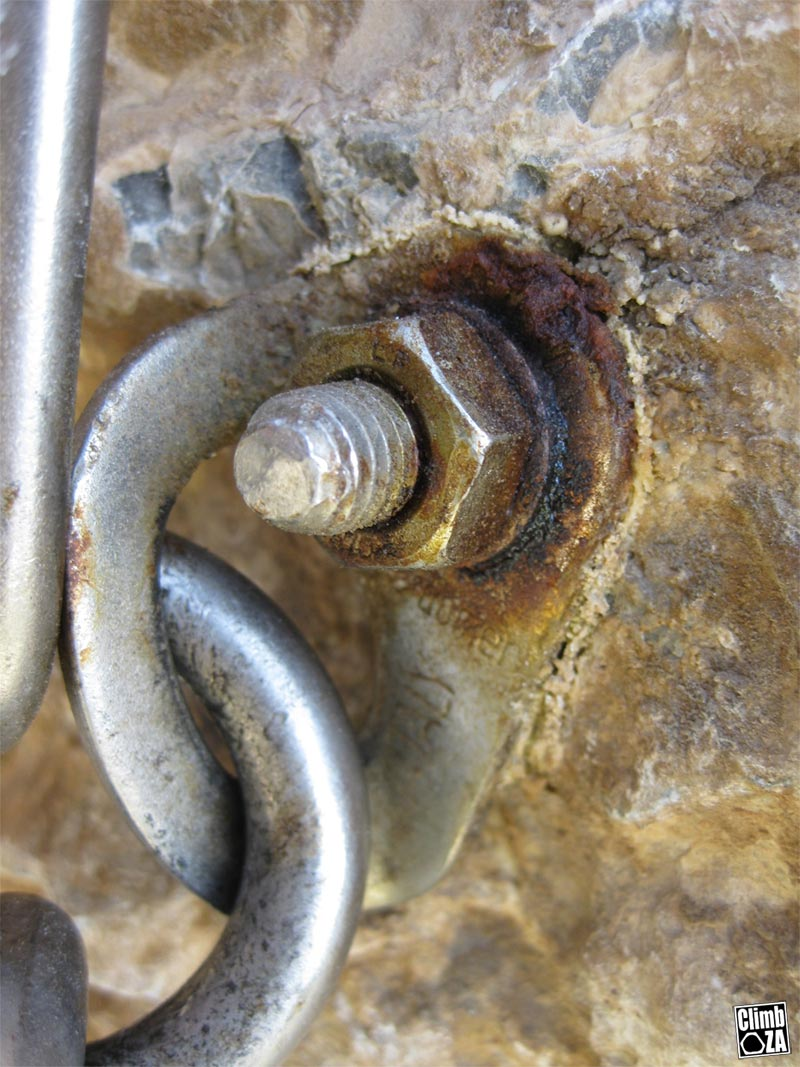 Kalymnos bad bolt Stress Corrosion Cracking