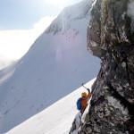 Morwind mixed climbing