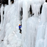 Ice climbing Makhaza