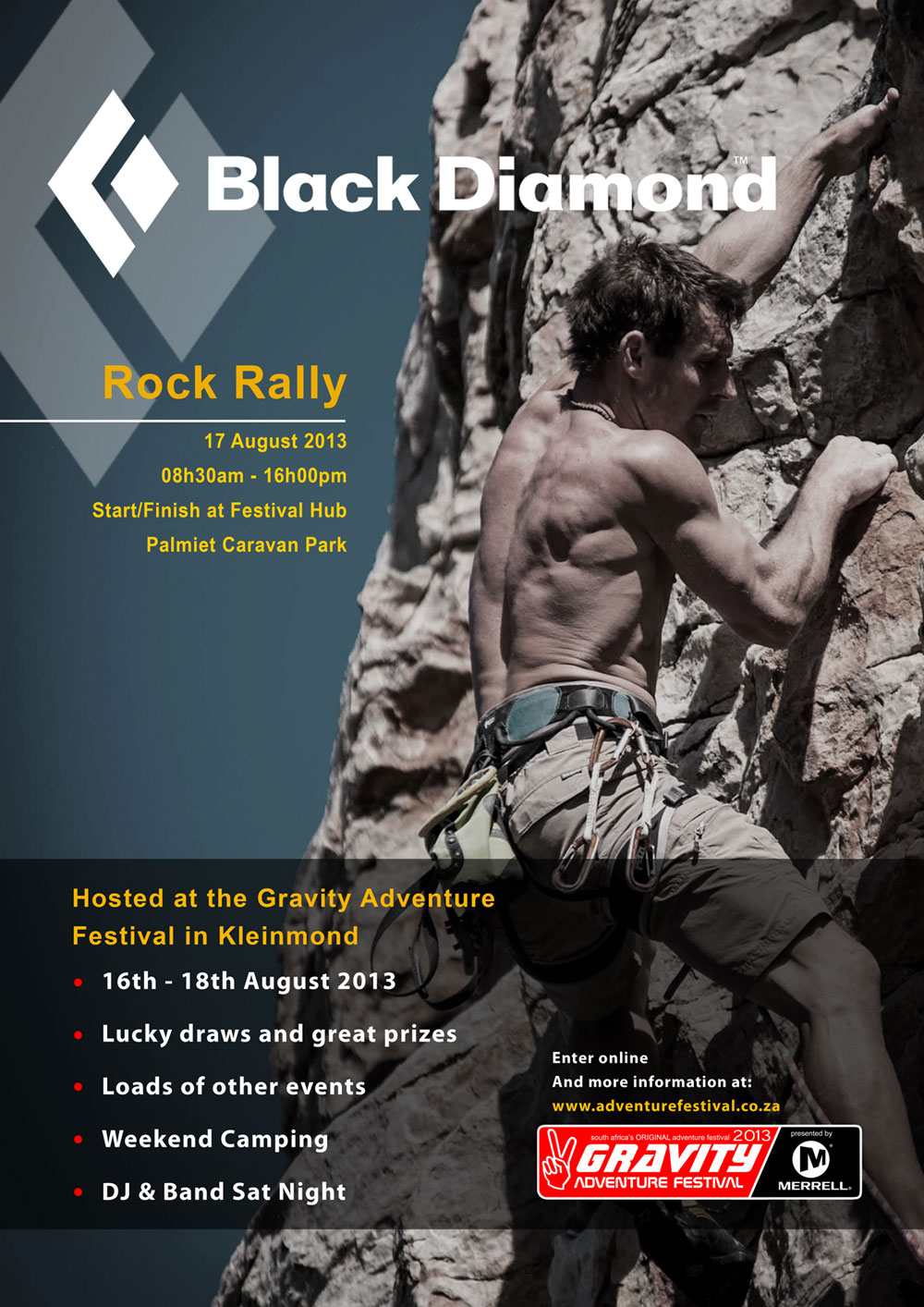 Black Diamond Rock Rally 2013