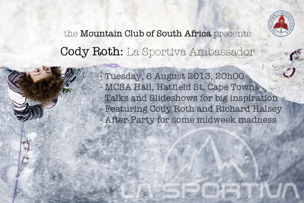 Cody Roth South Africa Slideshow
