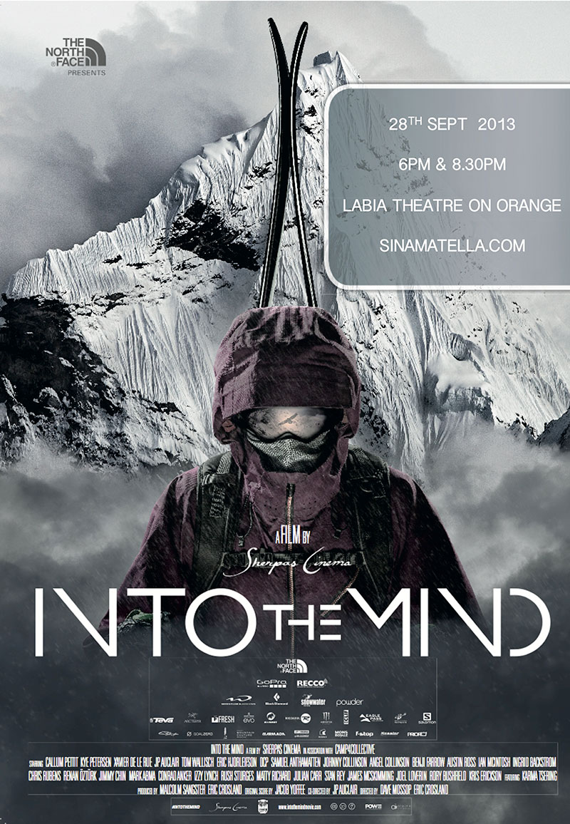 Into the Mind film