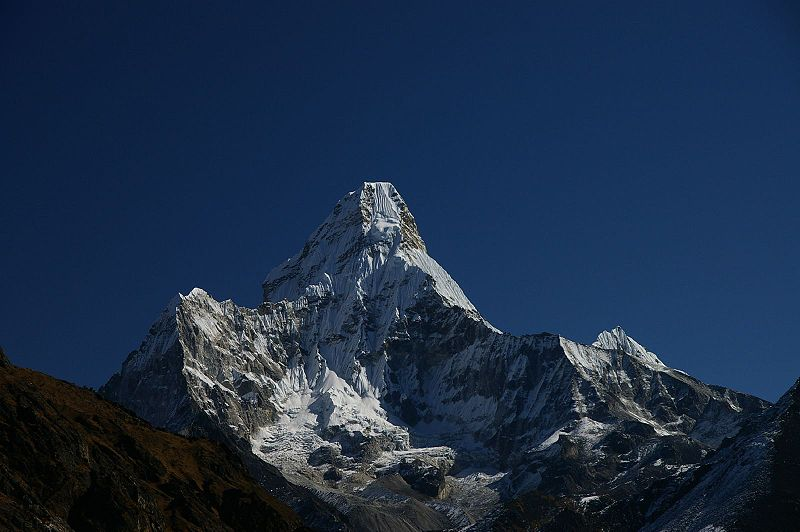 Ama Dablam South African expedition 2013
