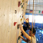 KZN rock climbing speed competition 2013