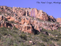 Panel Crags, Montagu