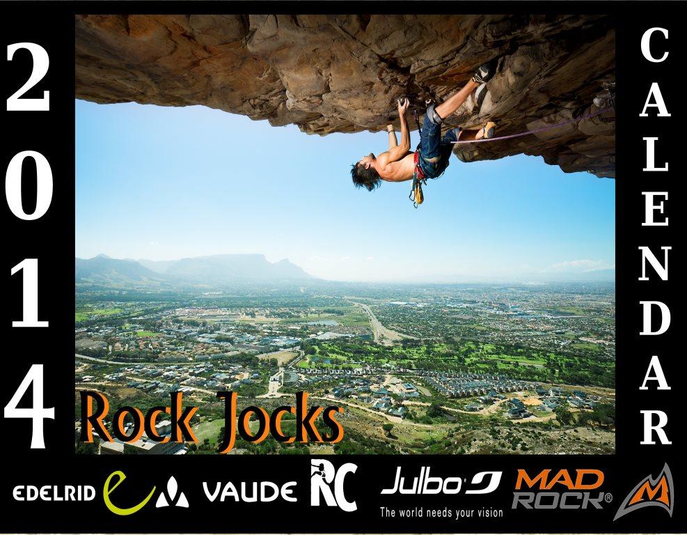 Rock Jocks Calendar 2014
