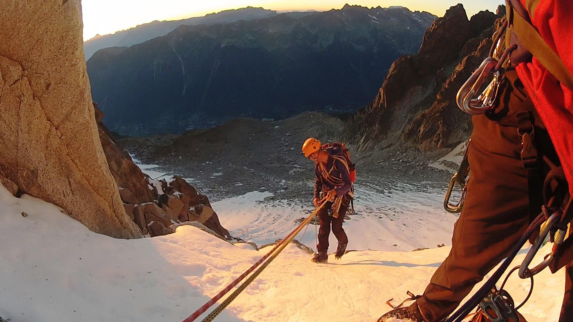 Chamonix Alpine Climbing