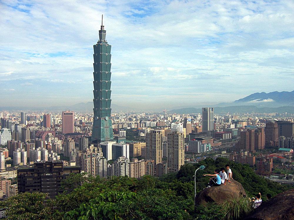 Alex Honnold Taipei 101