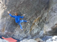 Echo Valley bouldering