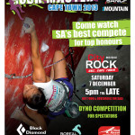 Rockmaster 2013 climbing competition